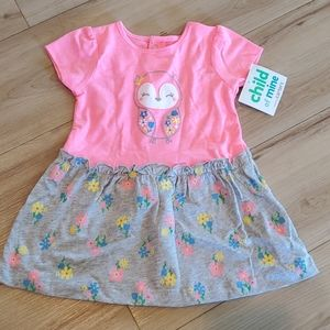 2/$12 Brand new 3-6 month girls Carter's dress